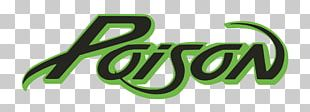 Poison Logo Rock Music Heavy Metal PNG