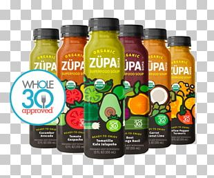 Juice Whole30 Soup Food Smoothie PNG