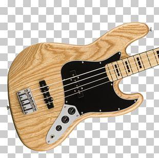 Bass Guitar Electric Guitar Fender Musical Instruments Corporation Fender Jazz Bass PNG