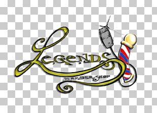 Legends Barber Shop Barbershop Hairstyle PNG