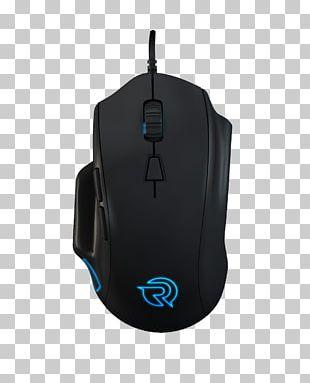 Computer Mouse Razer Inc. Logitech Gamer PNG