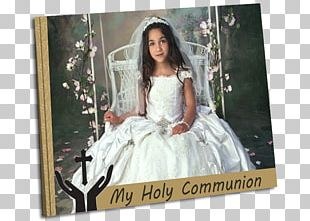 First Communion Wedding Dress Eucharist PNG
