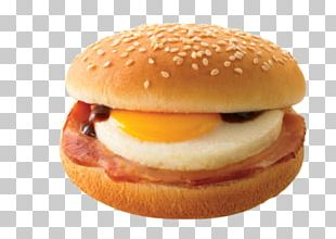 Hamburger Ham And Eggs Chicken Sandwich French Fries Fried Chicken PNG