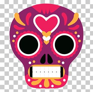 Mexico Calavera Skull Skeleton Day Of The Dead PNG
