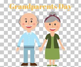 National Grandparents Day Illustration Graphics PNG