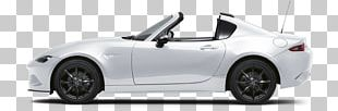 2018 Mazda MX-5 Miata Personal Luxury Car Convertible PNG