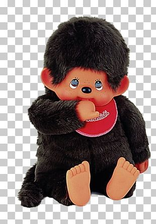 Monchhichi Thumb In Mouth PNG