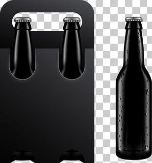 Beer Soft Drink Wine Bottle PNG