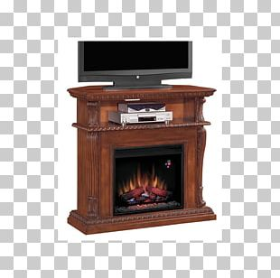 Electric Fireplace Fireplace Insert Fireplace Mantel Electricity PNG