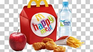 Cheeseburger Happy Meal McDonald's Chicken McNuggets McDonald's #1 Store Museum PNG