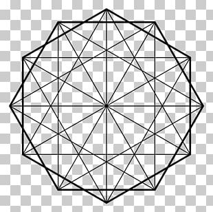 Sacred Geometry Circle Drawing Equilateral Triangle PNG
