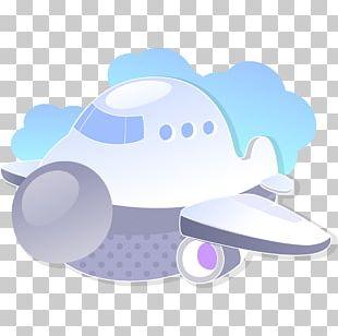Cartoon Drawing Spacecraft PNG