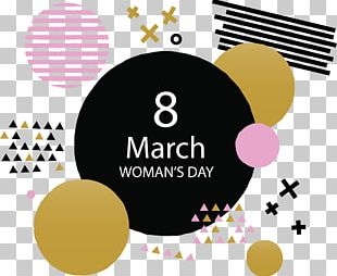 International Womens Day Poster Woman PNG