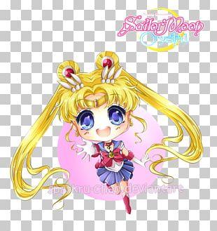 Sailor Moon Chibiusa Sailor Uranus ChibiChibi PNG