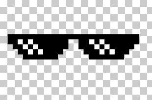 Sunglasses Thug Life PNG