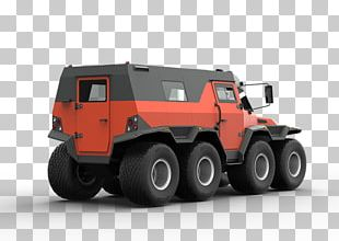 Tire Truck Off-road Vehicle Armored Car PNG