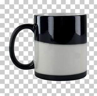 Coffee Cup Magic Mug Glass Kop PNG
