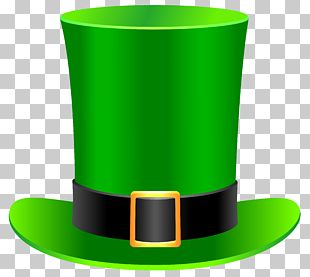 Saint Patrick's Day Republic Of Ireland Hat Leprechaun PNG