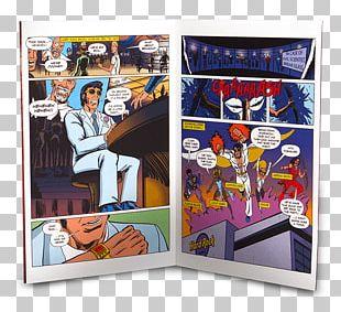 Comic Book Comics Cartoon Fiction PNG