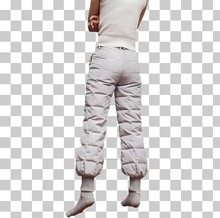 Waist Trousers Jeans Down Feather PNG