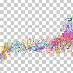 Wedding Invitation Concert Background Music Poster PNG