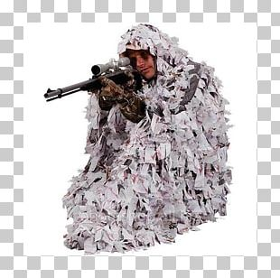 Military Camouflage Poncho Clothing Ghillie Suits PNG