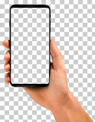White Smartphone Frames PNG