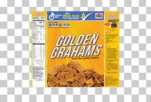 Corn Flakes Breakfast Cereal General Mills Golden Grahams Nutrition Facts Label PNG