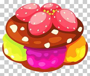 Dessert Sweetness Birthday PNG