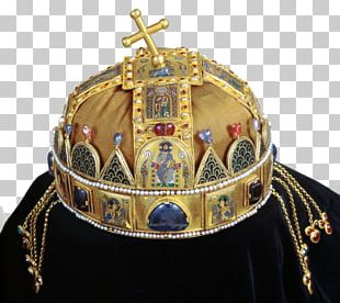 Holy Crown Of Hungary Lands Of The Crown Of Saint Stephen Crown Jewels Of The United Kingdom PNG