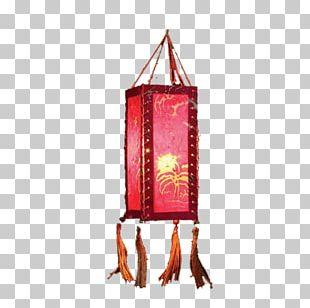 Light Lantern Chinese New Year PNG