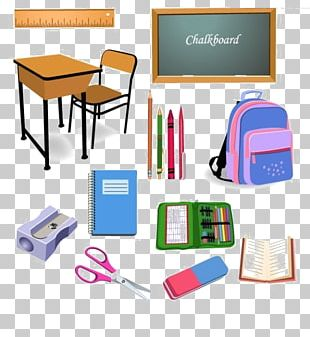 Student School Classroom Object PNG