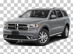 2017 Dodge Durango Chrysler Sport Utility Vehicle 2018 Dodge Durango SXT PNG