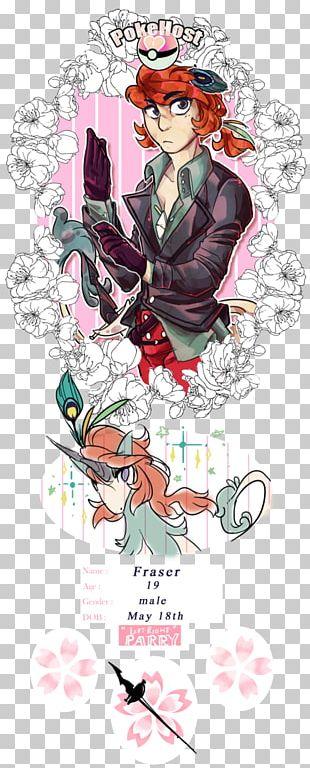 Comics Mangaka Cartoon Pink M PNG
