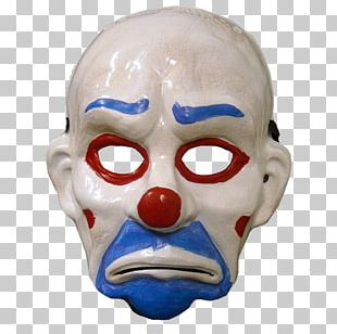 Joker Mask Batman Clown PNG