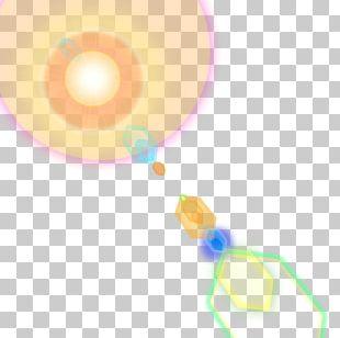Light Graphic Design Circle Pattern PNG