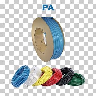Polyamide Pipe Hose Plastic Wire PNG