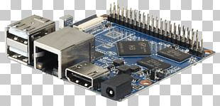 Microcontroller Banana Pi Electronics TV Tuner Cards & Adapters Computer PNG