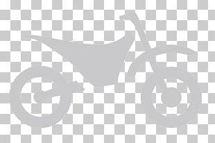 Brand Logo White Font PNG