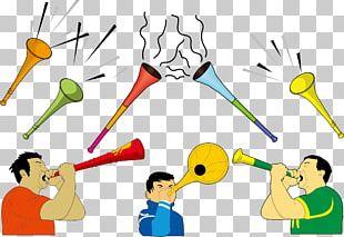 Trumpet Cartoon Megaphone PNG