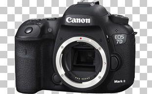 Canon EOS 7D Mark II DSLR Camera PNG