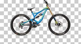 Bicycle Downhill Mountain Biking Downhill Bike Pivot Mach 6 Carbon Frame 27.5 Mountain Bike PNG