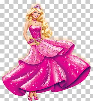 Blair Barbie's Careers Princess Film PNG