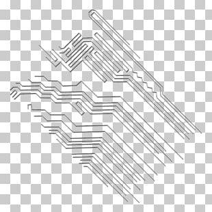 Technology Line Art Line Art PNG
