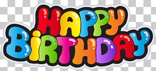 Birthday Party Wish Gift PNG