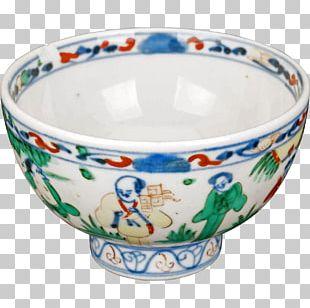 Tableware Ceramic Bowl Porcelain Material PNG