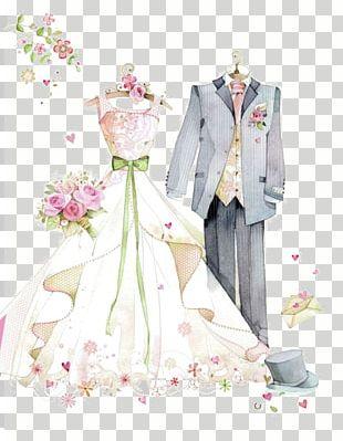 Wedding Invitation Wife Marriage Husband PNG