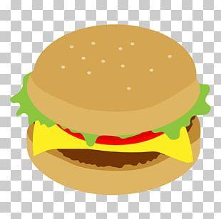 Cheeseburger Veggie Burger Hamburger Fast Food PNG