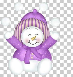 Snowman Blog PNG