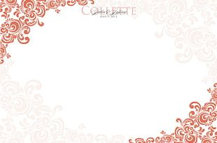 Wedding Invitation Template Graphic Design Pattern Png